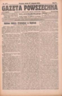 Gazeta Powszechna 1924.08.27 R.5 Nr197
