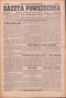 Gazeta Powszechna 1924.08.29 R.5 Nr199