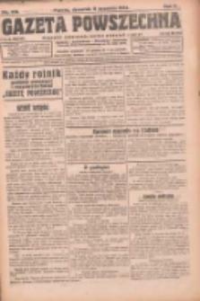 Gazeta Powszechna 1924.09.11 R.5 Nr210