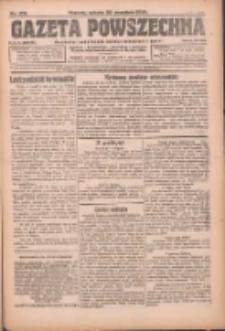 Gazeta Powszechna 1924.09.20 R.5 Nr218