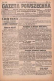 Gazeta Powszechna 1924.09.26 R.5 Nr223