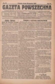 Gazeta Powszechna 1925.01.21 R.6 Nr16