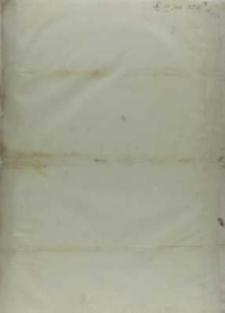 List Jerzego Fryderyka margrabiego brandenburskiego do króla Zygmunta III, 15.02.1598