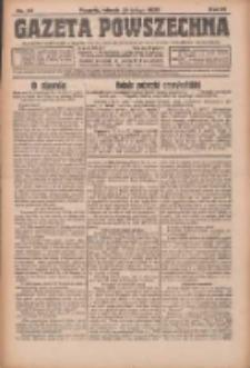 Gazeta Powszechna 1925.02.24 R.6 Nr44