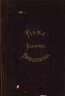 Proza : literatura polska (1822-1823)