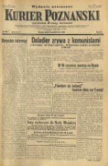 Kurier Poznański 1938.10.29 R.33 nr 496