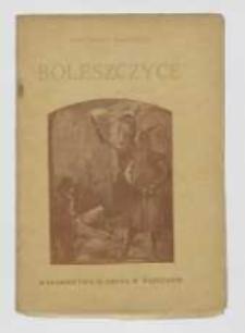 Boleszczyce : czasy Bolesława Szczodrego