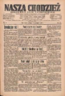 Nasza Chodzież: organ poświęcony obronie interesów narodowych na zachodnich ziemiach Polski 1935.01.05 R.6 Nr4