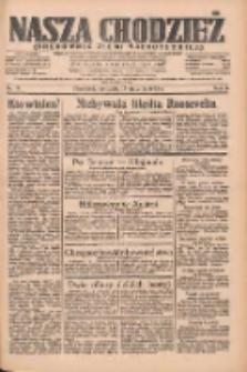 Nasza Chodzież: organ poświęcony obronie interesów narodowych na zachodnich ziemiach Polski 1935.01.13 R.6 Nr11