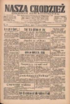 Nasza Chodzież: organ poświęcony obronie interesów narodowych na zachodnich ziemiach Polski 1935.01.15 R.6 Nr12