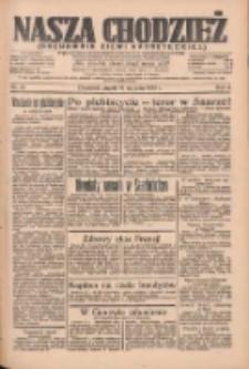Nasza Chodzież: organ poświęcony obronie interesów narodowych na zachodnich ziemiach Polski 1935.01.18 R.6 Nr15
