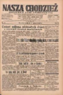 Nasza Chodzież: organ poświęcony obronie interesów narodowych na zachodnich ziemiach Polski 1935.01.20 R.6 Nr17