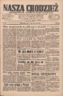 Nasza Chodzież: organ poświęcony obronie interesów narodowych na zachodnich ziemiach Polski 1935.01.23 R.6 Nr19
