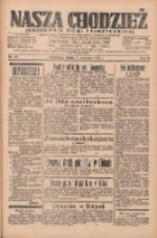 Nasza Chodzież: organ poświęcony obronie interesów narodowych na zachodnich ziemiach Polski 1935.01.30 R.6 Nr25