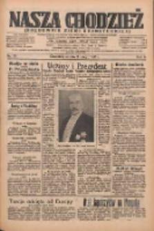 Nasza Chodzież: organ poświęcony obronie interesów narodowych na zachodnich ziemiach Polski 1935.02.02 R.6 Nr28