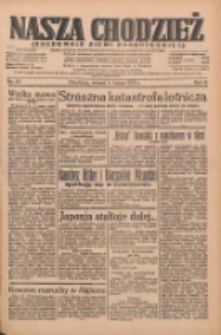 Nasza Chodzież: organ poświęcony obronie interesów narodowych na zachodnich ziemiach Polski 1935.02.05 R.6 Nr29