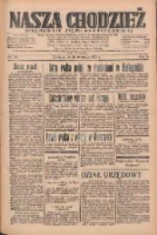 Nasza Chodzież: organ poświęcony obronie interesów narodowych na zachodnich ziemiach Polski 1935.02.06 R.6 Nr30