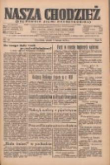 Nasza Chodzież: organ poświęcony obronie interesów narodowych na zachodnich ziemiach Polski 1935.02.08 R.6 Nr32