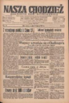 Nasza Chodzież: organ poświęcony obronie interesów narodowych na zachodnich ziemiach Polski 1935.02.09 R.6 Nr33