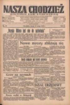 Nasza Chodzież: organ poświęcony obronie interesów narodowych na zachodnich ziemiach Polski 1935.02.13 R.6 Nr36