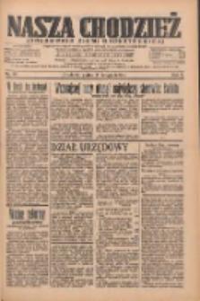 Nasza Chodzież: organ poświęcony obronie interesów narodowych na zachodnich ziemiach Polski 1935.02.15 R.6 Nr38
