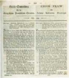 Gesetz-Sammlung für die Königlichen Preussischen Staaten. 1824 No22