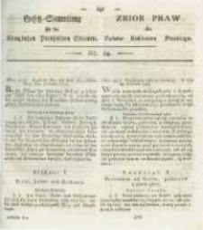 Gesetz-Sammlung für die Königlichen Preussischen Staaten. 1824 No24