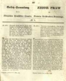 Gesetz-Sammlung für die Königlichen Preussischen Staaten. 1855.03.15 No8