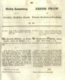 Gesetz-Sammlung für die Königlichen Preussischen Staaten. 1855.04.28 No13