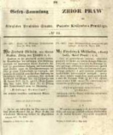 Gesetz-Sammlung für die Königlichen Preussischen Staaten. 1855.05.05 No14
