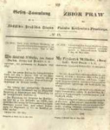 Gesetz-Sammlung für die Königlichen Preussischen Staaten. 1855.05.23 No18