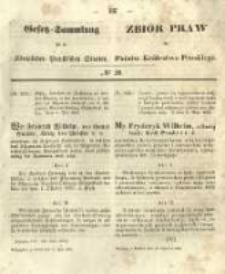 Gesetz-Sammlung für die Königlichen Preussischen Staaten. 1855.06.14 No20
