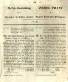 Gesetz-Sammlung für die Königlichen Preussischen Staaten. 1855.06.26 No25