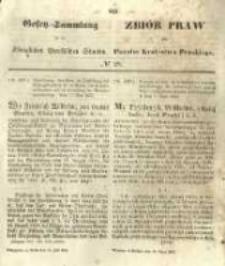 Gesetz-Sammlung für die Königlichen Preussischen Staaten. 1855.07.14 No28