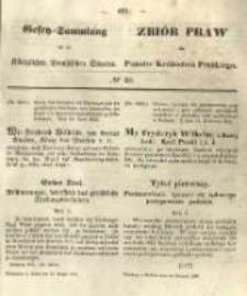 Gesetz-Sammlung für die Königlichen Preussischen Staaten. 1855.08.10 No30