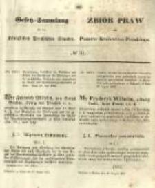 Gesetz-Sammlung für die Königlichen Preussischen Staaten. 1855.08.10 No31