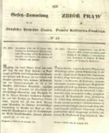 Gesetz-Sammlung für die Königlichen Preussischen Staaten. 1855.11.29 No43