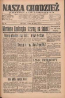 Nasza Chodzież: organ poświęcony obronie interesów narodowych na zachodnich ziemiach Polski 1935.02.16 R.6 Nr39