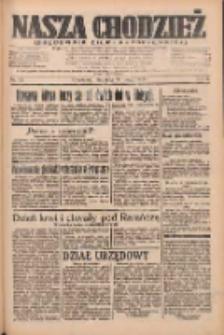 Nasza Chodzież: organ poświęcony obronie interesów narodowych na zachodnich ziemiach Polski 1935.02.17 R.6 Nr40