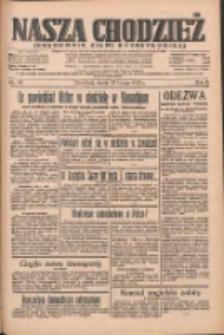 Nasza Chodzież: organ poświęcony obronie interesów narodowych na zachodnich ziemiach Polski 1935.02.27 R.6 Nr48