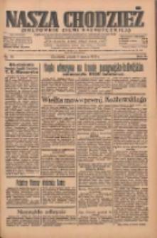 Nasza Chodzież: organ poświęcony obronie interesów narodowych na zachodnich ziemiach Polski 1935.03.01 R.6 Nr50