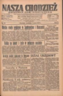 Nasza Chodzież: organ poświęcony obronie interesów narodowych na zachodnich ziemiach Polski 1935.03.03 R.6 Nr52