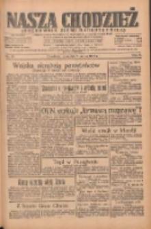 Nasza Chodzież: organ poświęcony obronie interesów narodowych na zachodnich ziemiach Polski 1935.03.07 R.6 Nr55