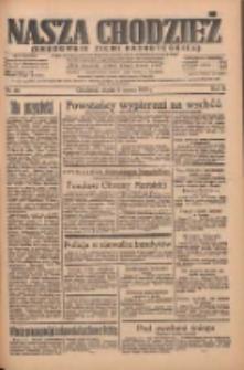 Nasza Chodzież: organ poświęcony obronie interesów narodowych na zachodnich ziemiach Polski 1935.03.08 R.6 Nr56