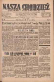 Nasza Chodzież: organ poświęcony obronie interesów narodowych na zachodnich ziemiach Polski 1935.03.10 R.6 Nr58