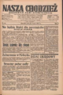 Nasza Chodzież: organ poświęcony obronie interesów narodowych na zachodnich ziemiach Polski 1935.03.15 R.6 Nr62