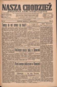 Nasza Chodzież: organ poświęcony obronie interesów narodowych na zachodnich ziemiach Polski 1935.03.17 R.6 Nr64