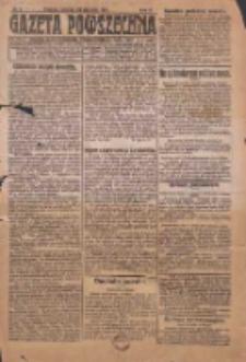 Gazeta Powszechna : organ Zjednoczenia Producentów Rolnych 1921.01.25 R.2 Nr1