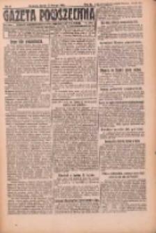 Gazeta Powszechna: organ Zjednoczenia Producentów Rolnych 1921.02.02 R.2 Nr8