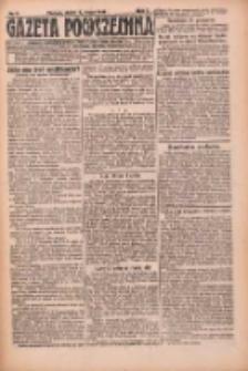Gazeta Powszechna: organ Zjednoczenia Producentów Rolnych 1921.02.04 R.2 Nr9